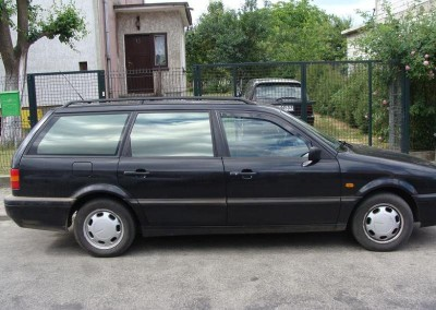 VW PASSAT B4 - folia CHRONE 20