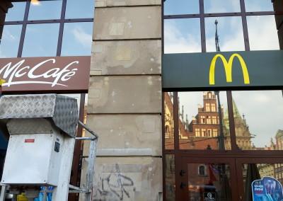 McDonald - folia natural