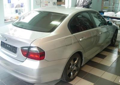 BMW 3 - 75% przyciemnienia