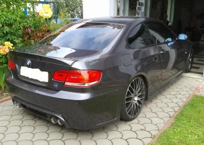 BMW QP - 85%/65% przyciemnienia