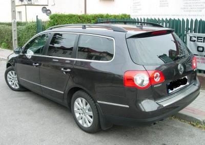 VW PASSAT COMBI - 80% przyciemnienia