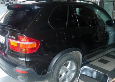 BMW X5 - 85%/75% przyciemnienia