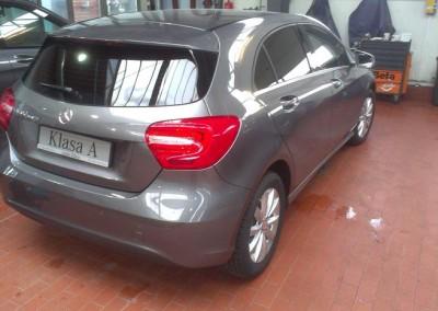 Mercedes A klasa - 95% przyciemnienia
