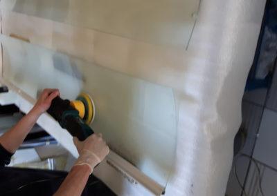 hydrofobizacja kabiny prysznicowej 1