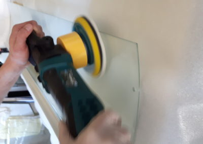 hydrofobizacja kabiny prysznicowej 2