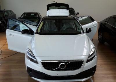 Volvo V40 75% przyciemnienia