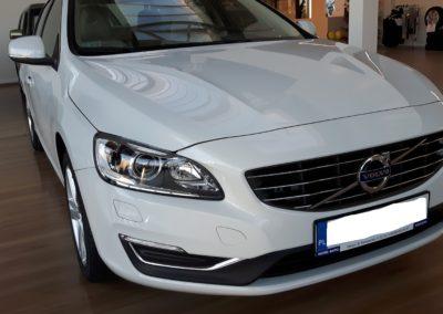 Volvo S60 - kompleksowe zabezpieczenie pomierową powłoką ochronna marki TRIBOS.