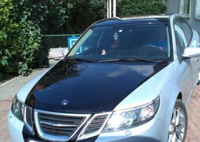 Saab ulafol zmiana koloru