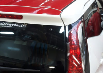 Toyota Aygo dach