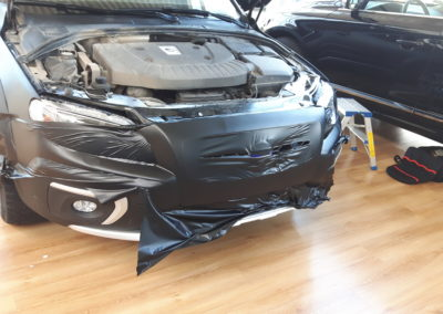 VOLVO CAR WRAPPING